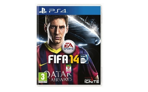 FIFA 14 PS4 A