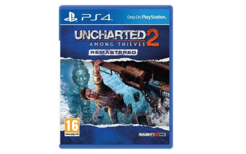 Uncharted 2 Remastered A